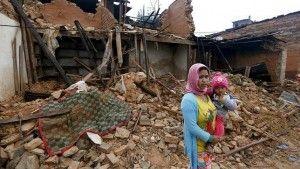 Luz Arnau tuvo una fuerte migraña días antes del trágico Terremoto del Nepal